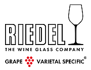 Riedel wine glasses - A wine glass consists of 3 parts: goblet, stalk and base plate.A vineyard-specific wine glass is characterized by a finely tuned glass calyx, which has 3 variables: shape, size and diameter of the glass rim.This wine glass has to translate the 'message' of wine into the language of the senses.
